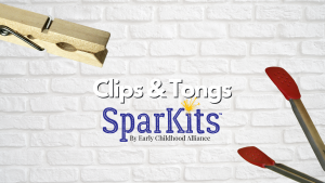 Clips and Tongs